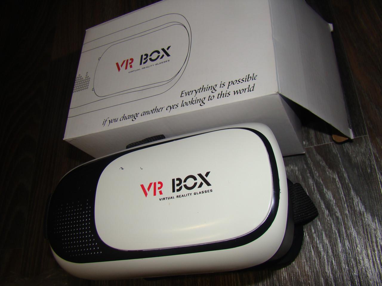Очки виртуальной реальности VR BOX 2.0 с пультом! АКЦИЯ