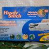 Швейная мини-машинка HANDY STITCH, ручная швейная машинка