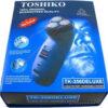 Профессиональная Мужская Электробритва Toshiko TK 356 Deluxe с триммером