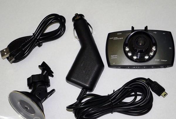 Автомобильный видеорегистратор G30 Full HD 1080 P