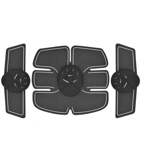 3в1 Миостимулятор EMS TRAINER-Пояс Ems-trainer,Тренажер для пресса и бицепса ЕМС
