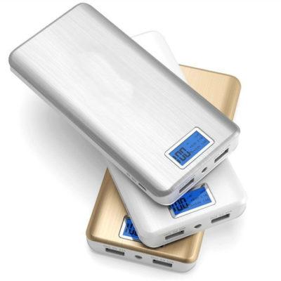 PowerBank Xlaomi Mi Powerbank 2 USB + Экран 28800mAh| ПоверБанк Пауэр с экраном