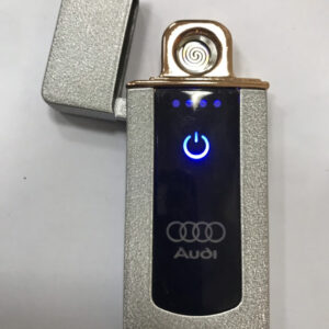 Сенсорная USB зажигалка мощная «Audi» B13