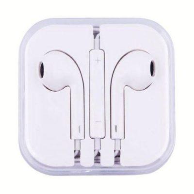 Проводные наушники Apple I5 EarPods, Наушники для iPhone iPod iPad хорошая реплика