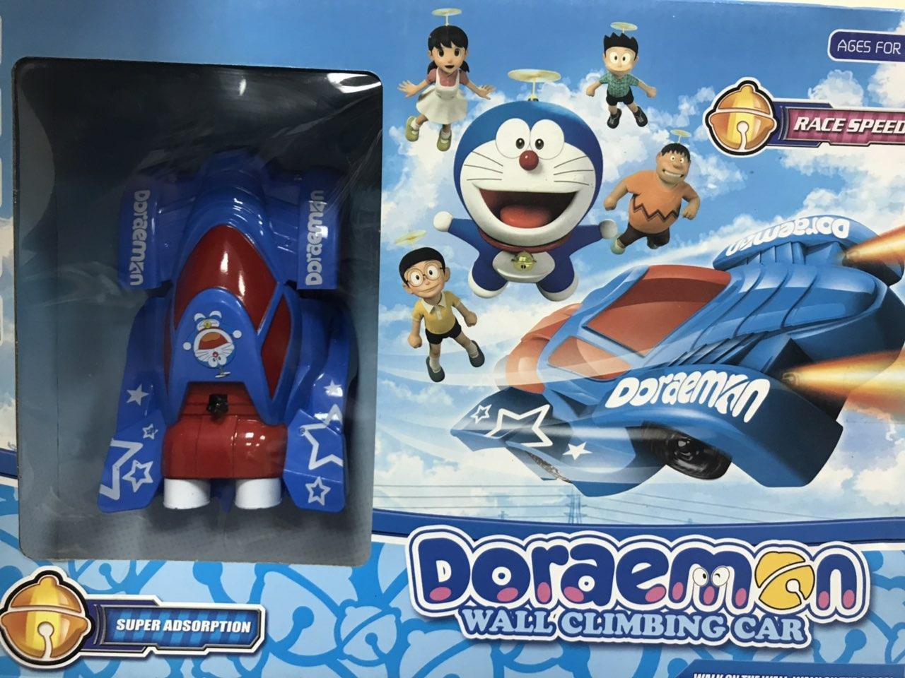 Антигравитационная супер машинка летает по стенам Doraemon 3499