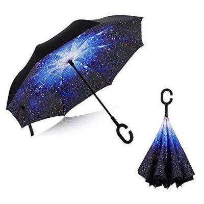Зонт наоборот Umblerlla, раскладной.