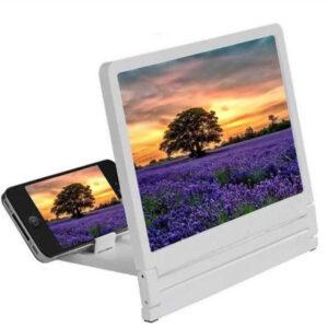 3D Увеличительный экран для телефонов, Универсальное увеличительное Стекло. Лучшая Цена!