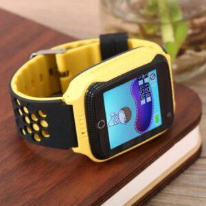 Умные детские часы с GPS трекером Smart Watch M05 Лучшая цена!