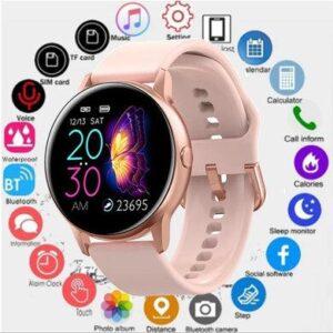 Умные часы Smart DT88 Metal с измерением артериального давления Лучшая цена