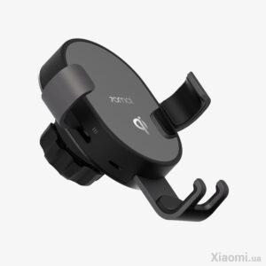 Автомобильный держатель с функцией беспроводной зарядки Xiaomi 70Mai Wireless Car Charger PB01 ОРИГИНАЛ