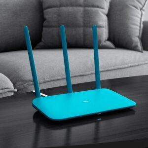 Роутер Xiaomi Mi Wi-Fi Router 4Q Blue Маршрутизатор АКЦИЯ
