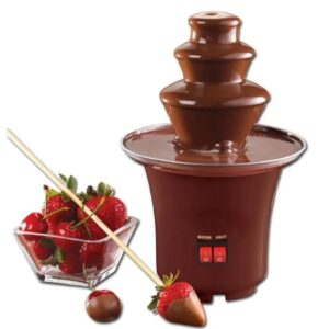 Мини Шоколадный фонтан MINI CHOCOLATE FONTAINE Лучшая цена!