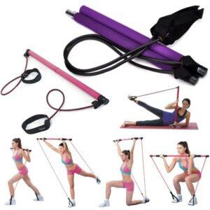 Тренажер для всего тела для пилатес уни, Универсальный тренажер для домашних тренировок