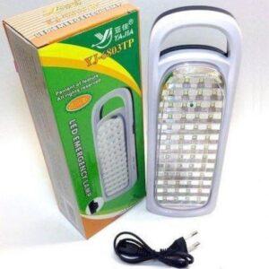Лампа с Аккумулятором Yajia YJ 6803 Фонарь 50 LED Светильник Аварийный АКЦИЯ