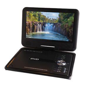 Портативный ТВ DVD-плеер NS-913 9-дюймовый TFT ЖК-экран цифровой мультимедийный
