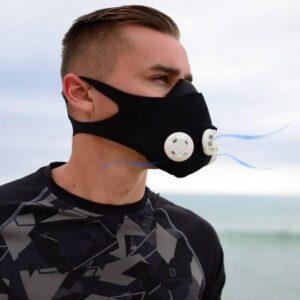 Маска для тренировок ограничитель дыхания Motion Mask MA-836 Лучшая цена!