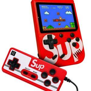 Игровая консоль SUP GAME BOX 400 игр + джойстик для 2х игроков