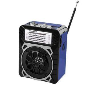Радиоприемник Golon RX-9133 SD/USB с фонарем