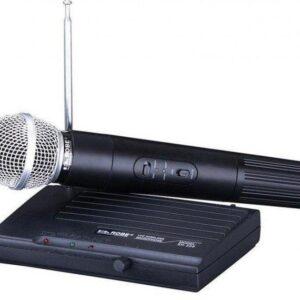 Радиосистема с ручным радиомикрофоном SM58 вокальный микрофон Shure SH200