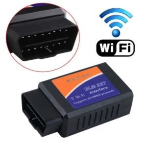Автосканер ELM327 WiFi диагностический адаптер для автомобиля IOS iphone Android OBD2 1.5V версия OBDII