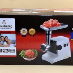 Электрическая мясорубка с Соковыжималкой Crownberg CB-4212 2500 Вт