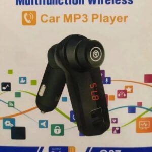 ФМ модулятор FM трансмиттер CAR G27 с MP3