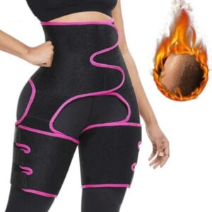Корректирующий костюм для похудения 3в1 Adjustable one Piece