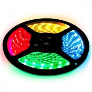 Светодиодная лента RGB 5050 300 LED комплект 5м