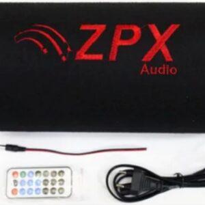 Активный сабвуфер в автомобиль 600Вт Car Speaker Subwoofer ZPX ZX-6SUB