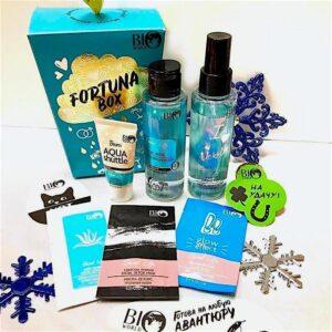 """Подарочный набор косметики Bio World  """"Fortuna Box"""" ( 6 в 1)"""