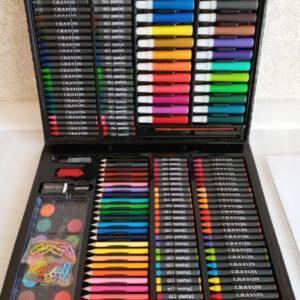 Набор для рисования Super Mega Art Set 228 предметов в чемоданчике