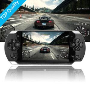 Игровая портативная консоль PSP X9 8Гб приставка с экраном 5,1 дюймов ТВ-выход