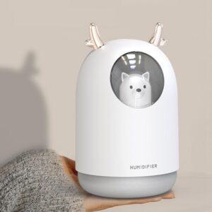Ночник-увлажнитель воздуха Собачка, USB