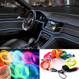 Подсветка EL-1302-2м для автомобиля CAR Cold Light Line