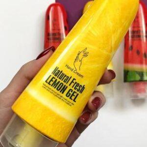 Крем для рук NATURAL FRESH Lemon 100 г