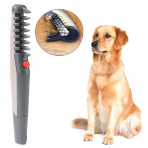 Расческа для шерсти Кnot out electric pet grooming comb WN-34