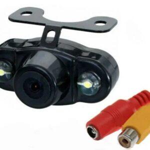 Универсальная камера заднего вида E400 мини-камера в машину парковочная камера