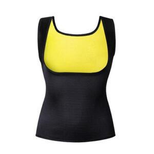Майка для занятий спортом SWEAT SLIM VEST | Одежда для похудения