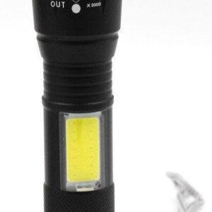 Фонарь аккумуляторный BL-Т6-29 с USB 5385