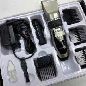 Профессиональная аккумуляторная машинка для стрижки GEMEI GM-6066