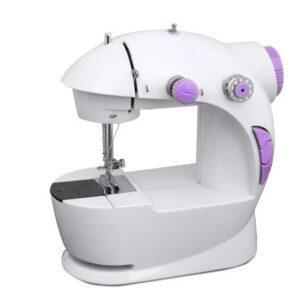 Швейная мини машинка 4 в 1 Mini Sewing Machine