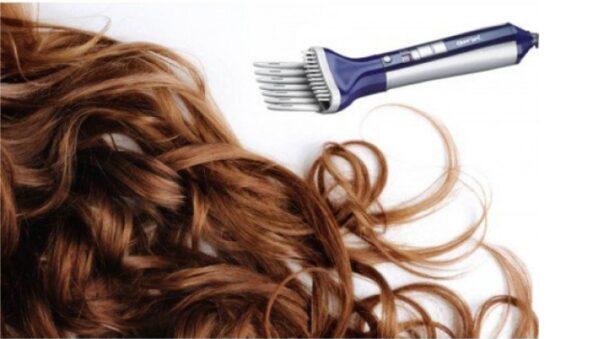 Профессиональный фен для укладки волос c насадками 6 В 1 GM-4834 воздушный стайлер