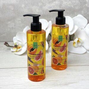 Масло антицеллюлитное Top Beauty Anti-cellulite Oil Двойное Действие 200 мл