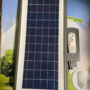 Уличный фонарь на солнечной батарее UKC Solar Street Light 135W с аккумулятором и датчиком движения