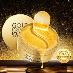 Гидрогелевые патчи с био-золотом Gold Lady Series Images 60 шт