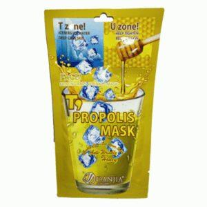 Тканевая маска для лица с прополисом DANJIA