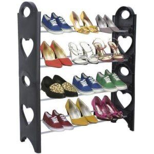 Полки для обуви Shoe rack (4 полки, 16 пар)