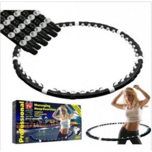 Эффективный Обруч с магнитами для похудения хулахуп