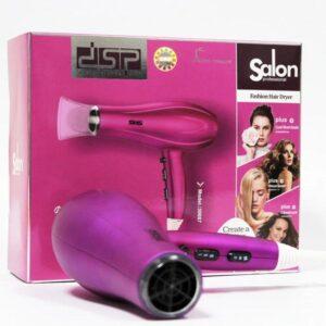 Фен DSP-30087 для укладки волос c насадкой 3 скорости 3 режима нагрева 2200 Вт