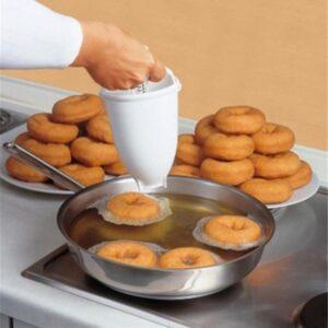 """Ручной диспенсер для приготовления пончиков """"Мастер пончик"""" EL-1259"""